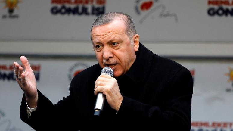 Hürriyet: Эрдоган не прислушался к настойчивому призыву США отменить сделку по российским С-400