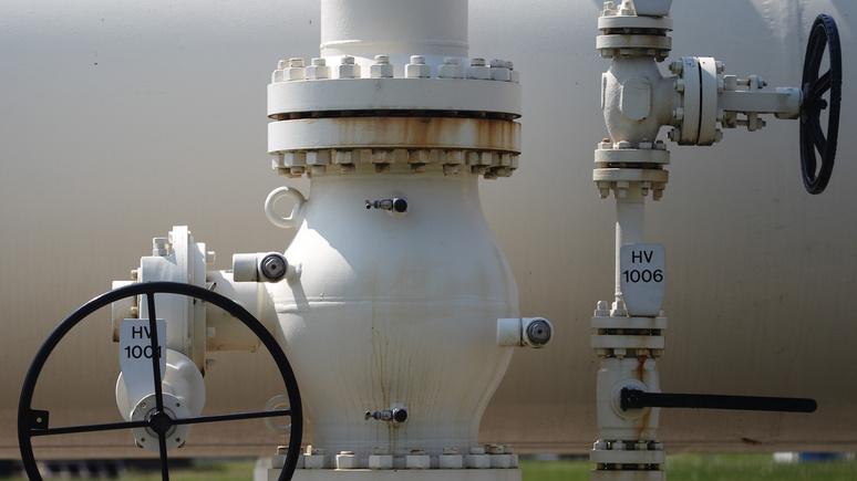 Contra Magazin: европейцы выиграют от конкуренции США и России на газовом рынке ЕС