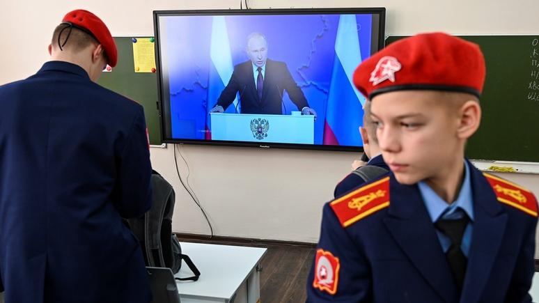 OLJ: в угрозах Путина нет ничего нового, лишь национальные интересы России