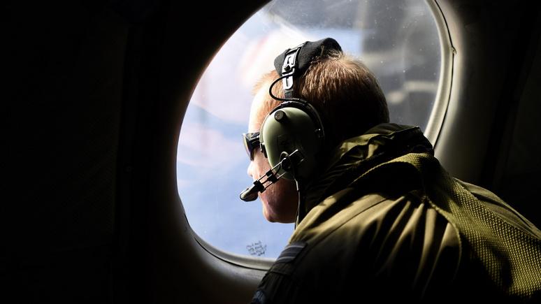 NBC: США проведут авиаразведку над территорией России