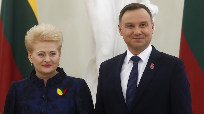 Анджей Дуда: «Северный поток — 2» отразится на  газовой безопасности не только Литвы и Польши