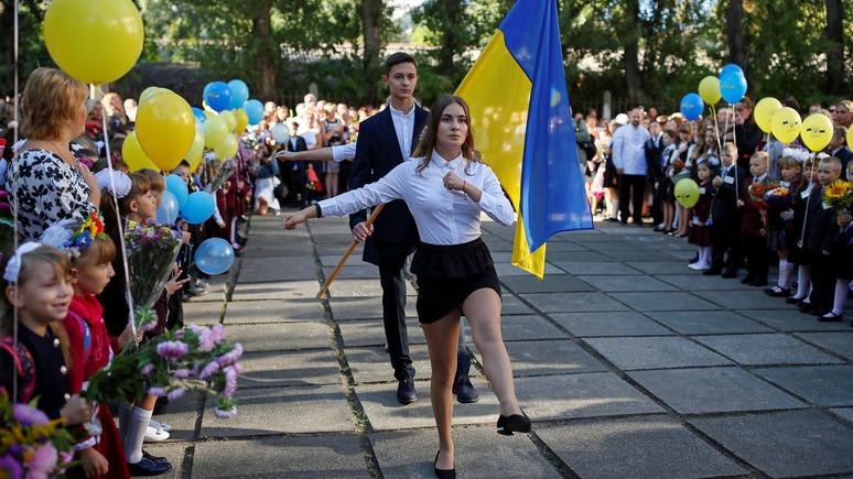112: в правительстве Венгрии назвали украинский закон об образовании полуфашистским