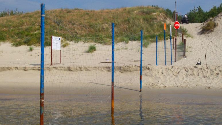 Wyborcza: Балтийскую косу, которая вскоре станет островом, Россия превратит в курорт