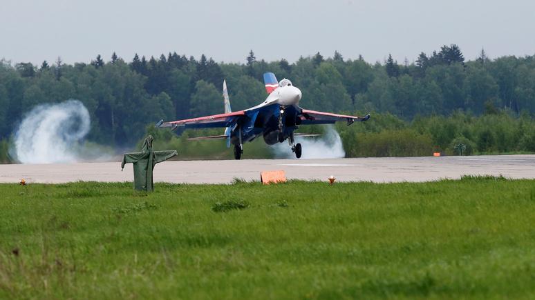 Local: Швеция вызвала на ковёр российского посла за «оскорбительное поведение» пилота Су-27