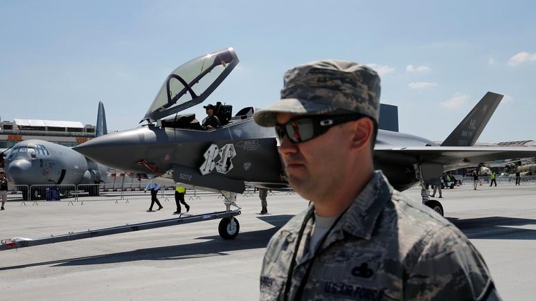 «Не забывайте Вьетнам»: российское посольство ответило генералу США, хвалившему F-35