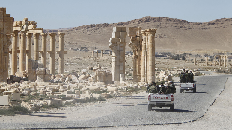 Le Figaro: не сумев победить военным путём, США намерены задушить Сирию санкциями