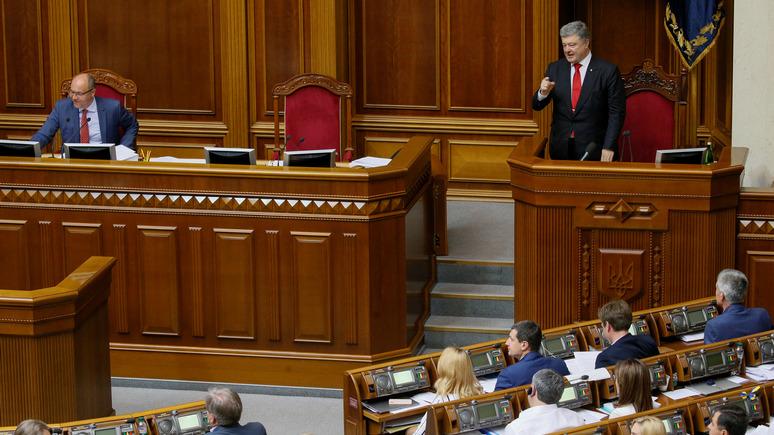 Хуже, чем при Януковиче: в антикоррупционном законе Порошенко обнаружили лазейку