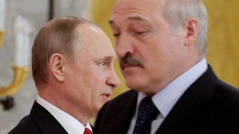 SZ: после ссоры со старшим братом Белоруссия ищет близости с Западом