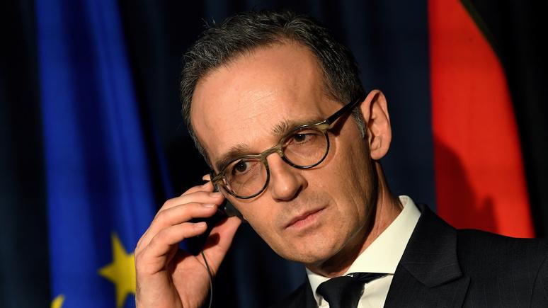 Rheinische Post: глава МИД Германии недоволен действиями Москвы в венесуэльском кризисе