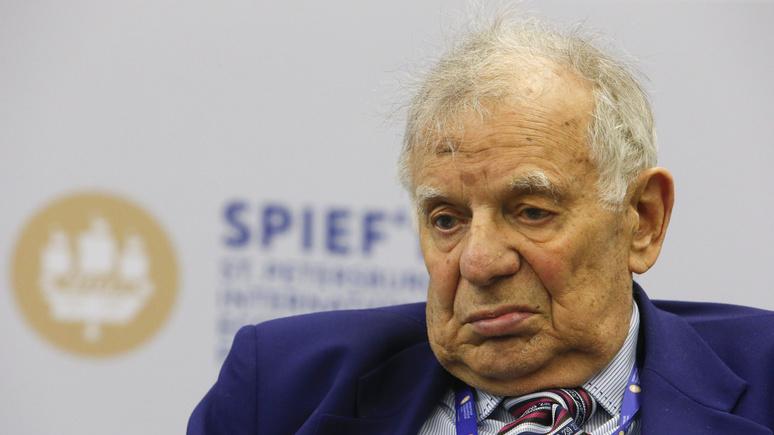 Deutschlandfunk: умер лауреат Нобелевской премии Жорес Алфёров