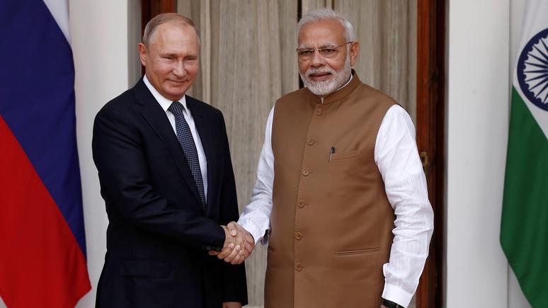 Economic Times: в Индии открылся завод по производству автоматов Калашникова