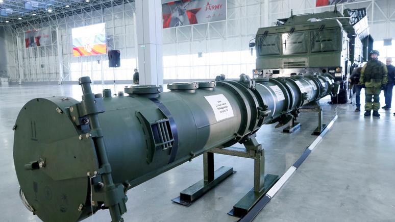 WSJ: Россия не станет втягиваться в гонку вооружений с США — бюджеты несопоставимы