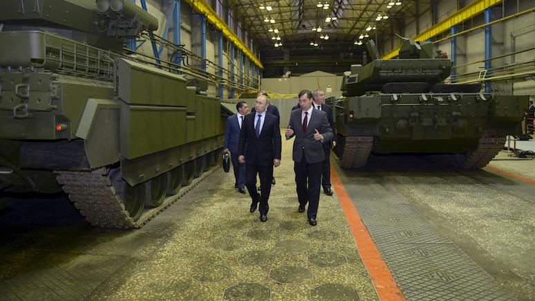 Do Rzeczy: будучи терпеливым агрессором, Россия стреляет в «последнем акте»