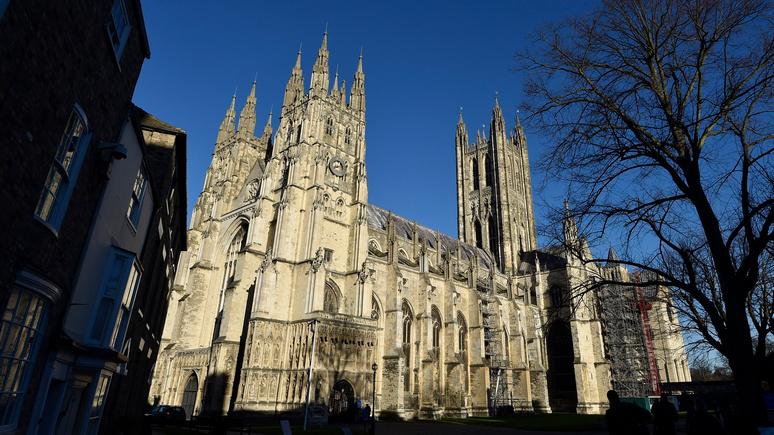 FAZ: прихожане англиканской церкви поддерживают выход из ЕС и тоскуют по империи