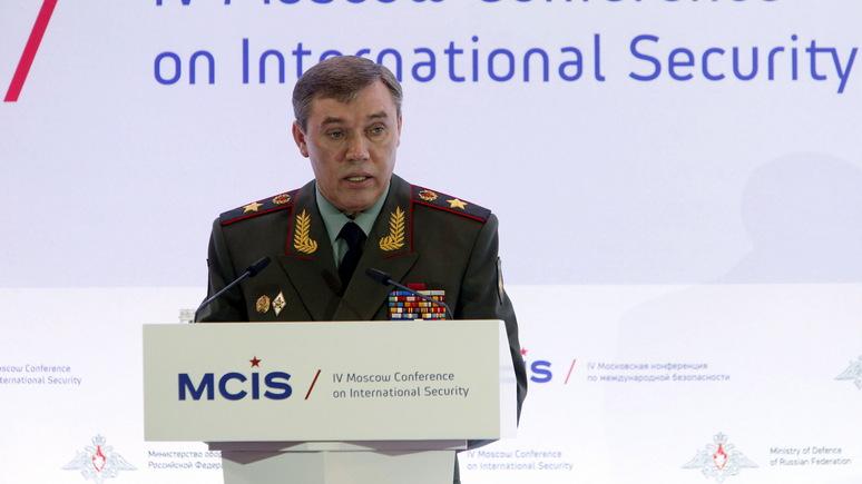Die Presse: генералы из России и США встретились в Вене, чтобы избежать столкновений в Сирии