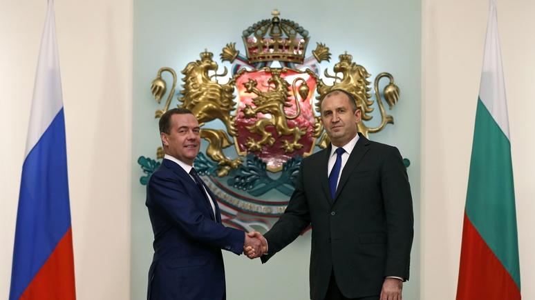 Neue Zürcher Zeitung: Болгария ищет подступы к российскому «Турецкому потоку»