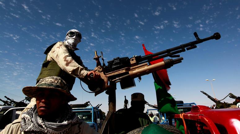 Causeur: после смерти Каддафи Ливия превратилась в африканский Дикий Запад