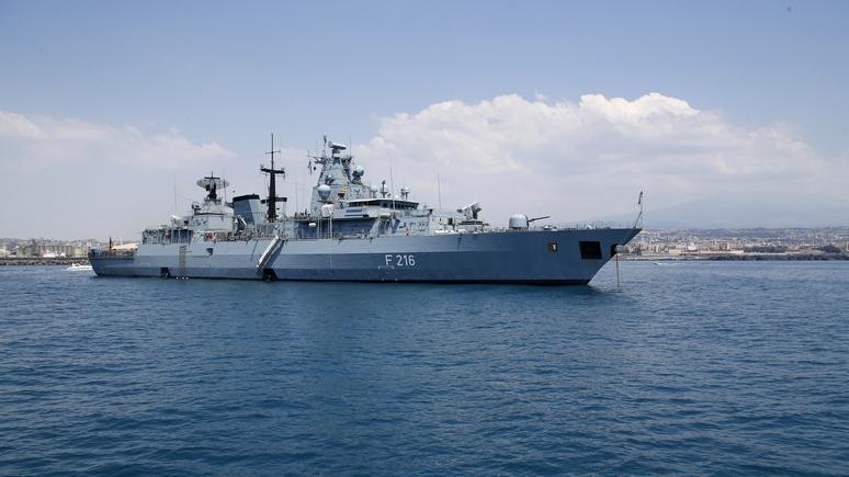Bloomberg: «неуместная провокация» — Меркель отказала США в отправке флота в Керченский пролив