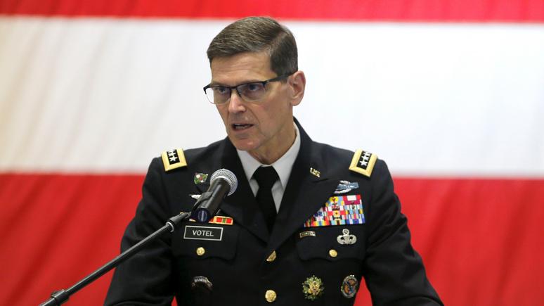 Американский генерал: Россия заполнит «пустоту» после вывода американских войск из Сирии