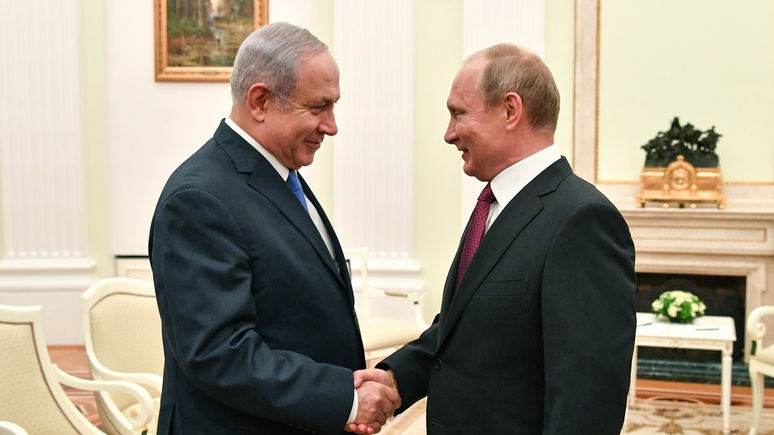 Kapitalis: Отношения между Россией и Израилем гораздо крепче, чем кажутся