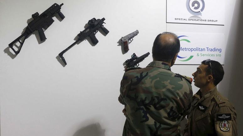 National: Москва и Вашингтон на Ближнем Востоке ведут «оружейную дипломатию»