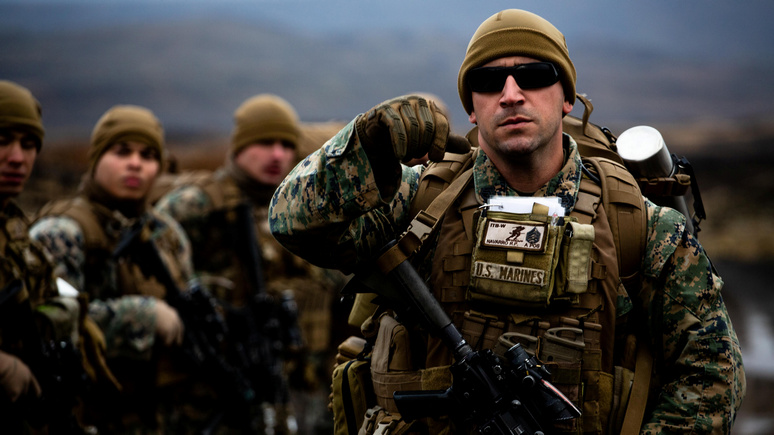 American Thinker: в случае войны с «красными» США рискуют «получить по рогам»