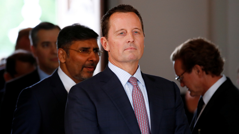 Handelsblatt: посол США в Германии озвучил угрозы Берлину за сотрудничество с Huawei