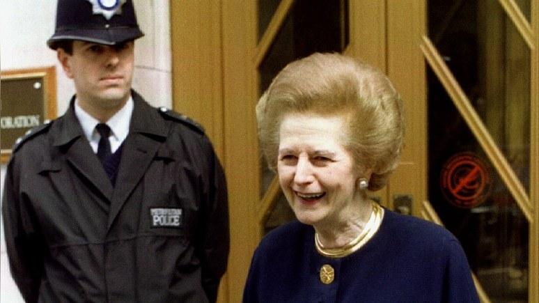 Times: Тэтчер не рискнула отправить в Москву министра, заподозренного в педофилии