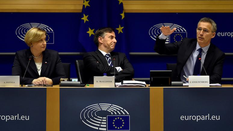 Польский евродепутат: сначала Россия даёт обещания, а потом их не держит