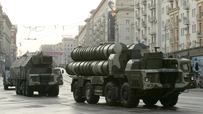 Times: турецких военных обучат работе с комплексами С-400 в России