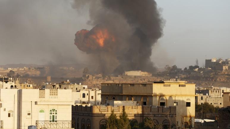 Stern: зелёные увидели в скандале с немецким оружием в Йемене «несостоятельность системы»
