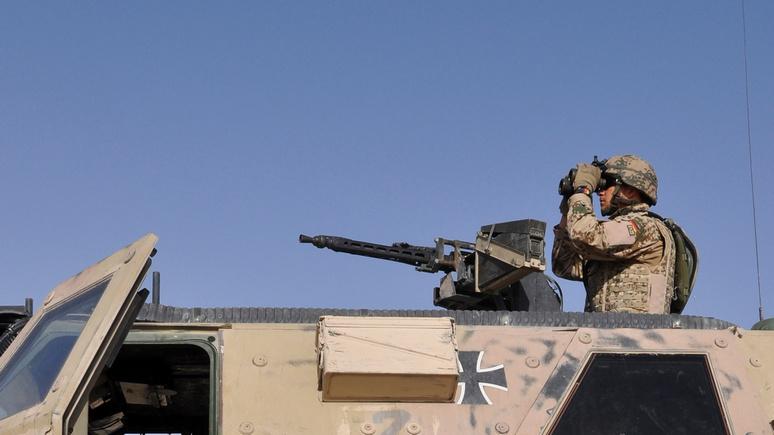 Немецкий генерал в отставке: бундесвер не справится в Афганистане без помощи США