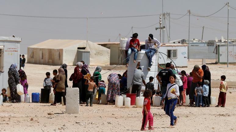 Focus Online: проигравшая Европа платит Сирии миллиарды, а Россия — ни копейки