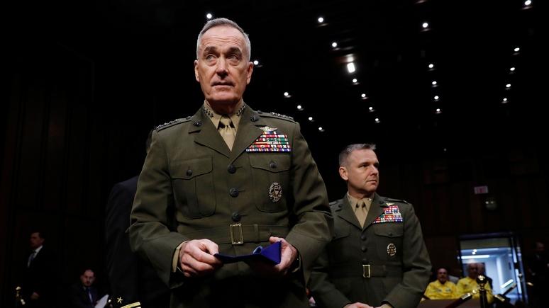 Antiwar: генерал США призвал не отказываться от права на превентивную ядерную атаку