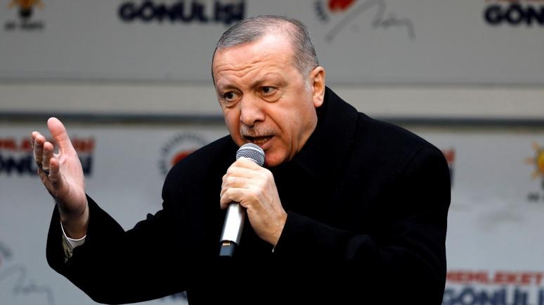 Hürriyet: Эрдоган заявил, что Турция не пойдёт на попятную в вопросе закупки российских С-400