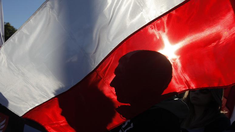 New American: поляки требуют репараций от Германии и России и уповают на помощь Трампа