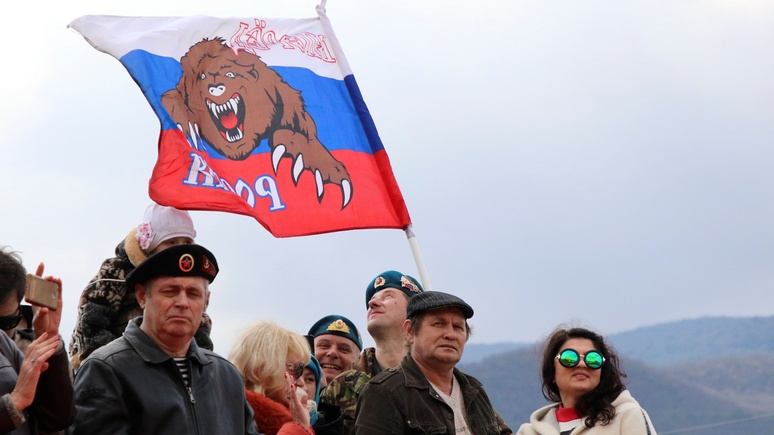 Nordwest-Zeitung: Крым — неотъемлемая часть России, и санкциями уже ничего не изменить