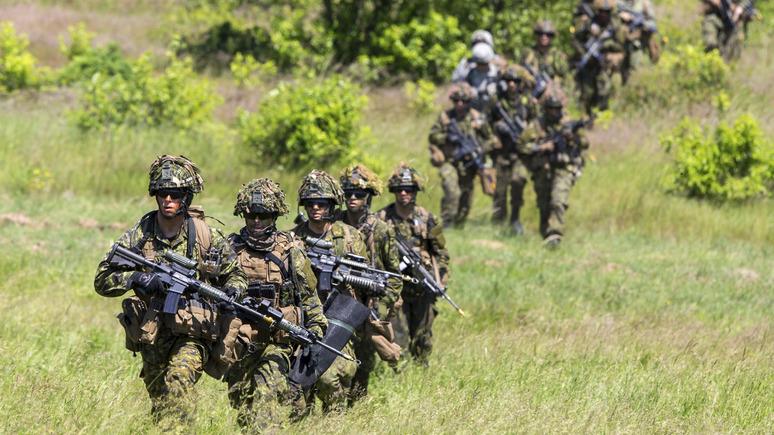 СТРАНА.ua: Канада продлит военную миссию на Украине