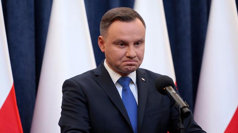 RMF24: президент Польши не пригласил Путина на годовщину начала Второй мировой войны