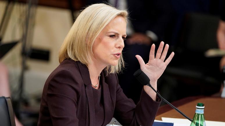 NYT: американский министр назвала «подрывную» деятельность России угрозой национальной безопасности США