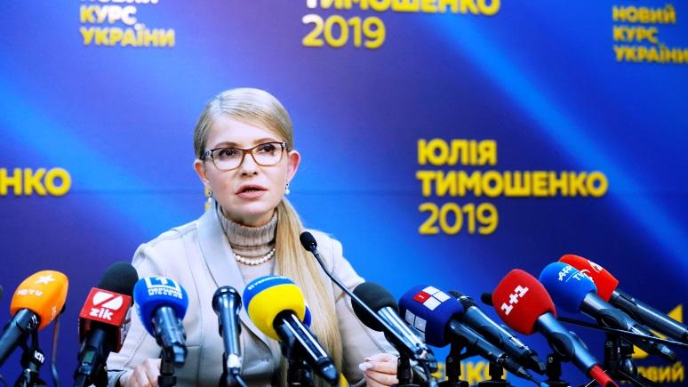 Le Monde оценила шансы Тимошенко на президентское кресло: вечно вторая