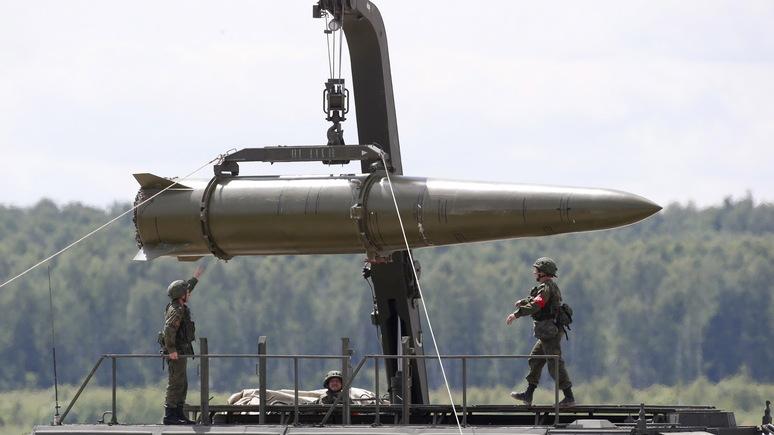 France Info: операция «Северный ветер» — ответ на новые российские «Искандеры»
