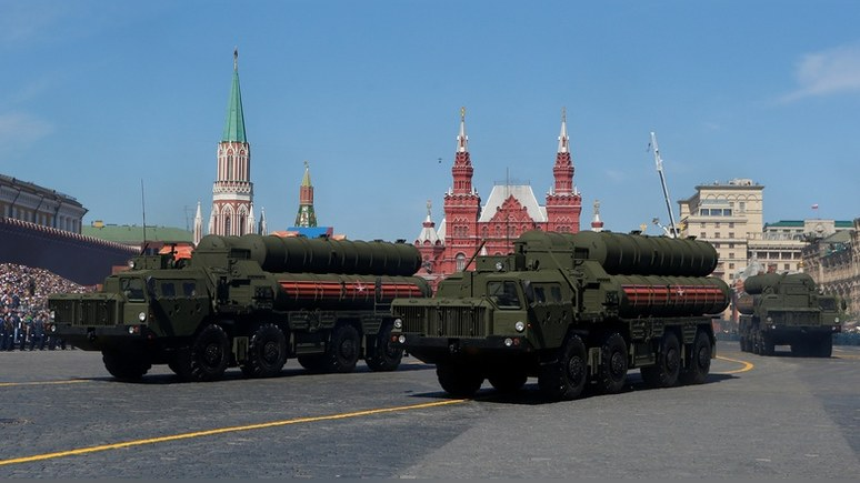 Asia Times: покупка С-400 грозит Турции разрывом военного сотрудничества с США