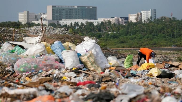 Focus: мир тонет в пластиковом мусоре, а США только усугубляют проблему