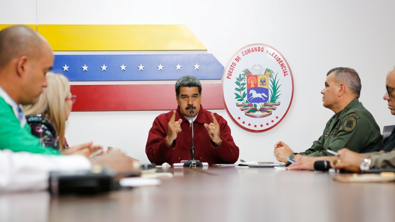 El Periódico: Мадуро сообщил о готовящейся поставке медикаментов из России