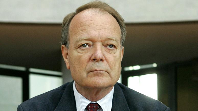 MAZ: экс-посол Германии призвал поддерживать диалог с Москвой — несмотря на «проблему Крыма»