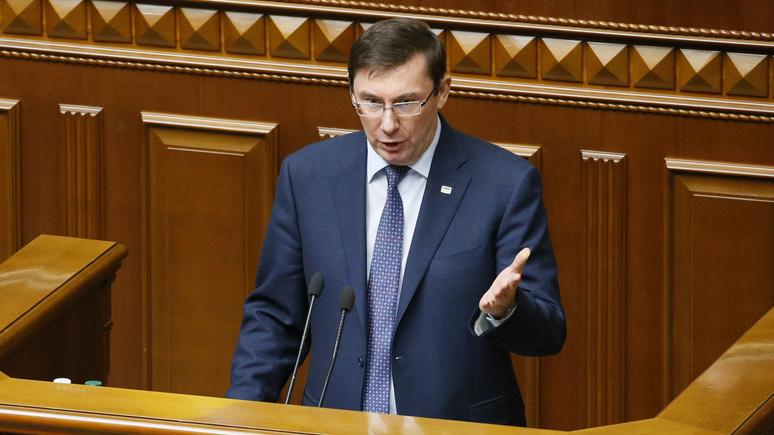 Hill: не дождавшись денег, генпрокурор Украины обвинил американского посла в давлении на правосудие