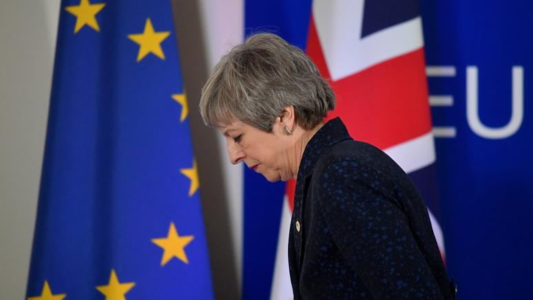 Le Figaro: огласив условия по брекситу, ЕС загнал Мэй в угол