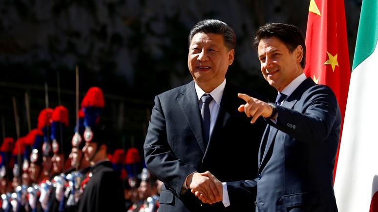 NYTimes: Европа опасается, что Китай пришёл к ней не как экономический партнёр, а как завоеватель