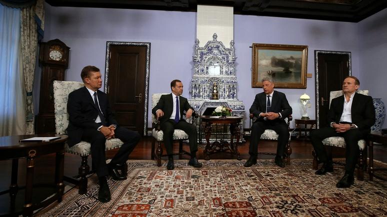 ГОРДОН: СБУ даст правовую оценку поездке украинского кандидата в президенты Юрия Бойко в Россию